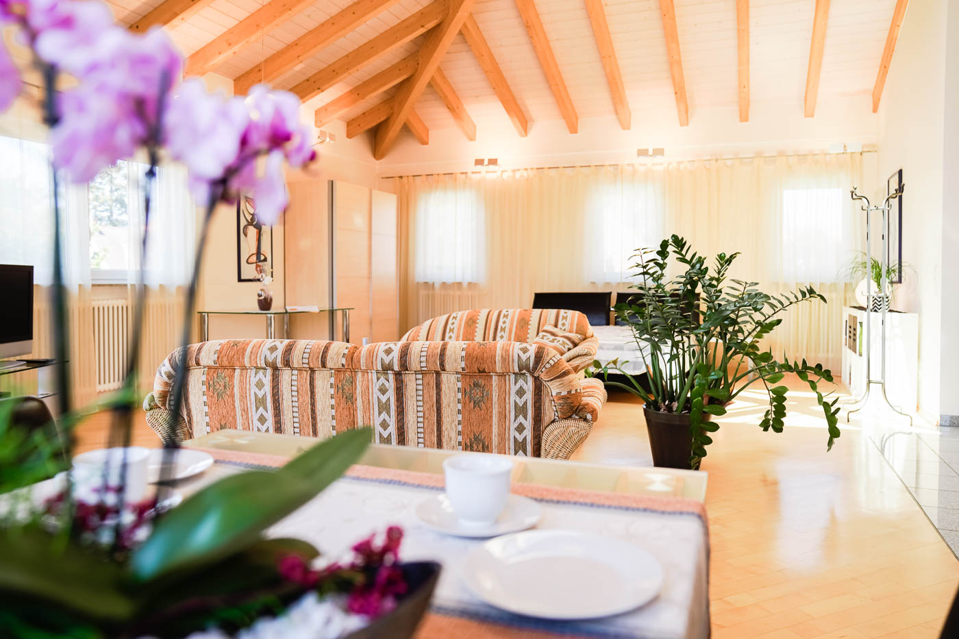 Moderne Ferienwohnung Heppenheim im Loftstil